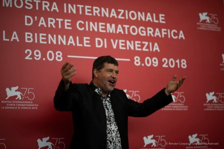 """Pierre Shoeller, director """"Un Peuple Et Son Roi"""""""