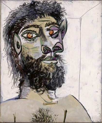 Picasso Pablo (dit), Ruiz Picasso Pablo (1881-1973). Paris, musÈe Picasso. MP175.
