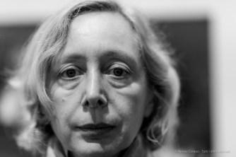 Andrea Holzherr, Global Exhibitions Manager Magnum Paris. Monza, ottobre 2018.