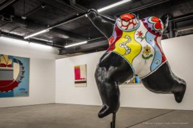 Niki de Saint Phalle, Bathing Beauty