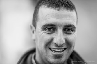 Guillaume Linsolas, , manadier. Manades de Baumelles, Cabanes Cambon, Les-Saintes-Maries-de-la-mer, Novembre 2018