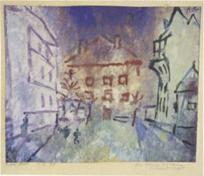 Paul Klee. Alle Origini dell'Arte