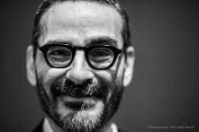 Michele Dantini, storico dell'arte contemporanea, critico, saggista, curatore. Milano, ottobre 2018.