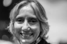 Ruth Theus Baldassarre, responsabile cultura, scienza e media, Ambasciata di Svizzera in Italia. Milano, ottobre 2018.