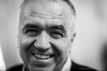 Franco Malgrande, direttore dell'allestimento scenico Teatro Alla Scala, Milano, Dicembre 2018