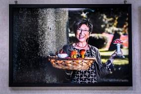 """Paola Bonfante, Professoressa Emerita all'Università degli Studi di Torino. Una vita da scienziata – I volti del progetto #100esperte"""" , fotografo Gerald Bruneau, ©Fondazione Bracco"""