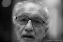 Giovanni Bazoli, presidente emerito Intesa Sanpaolo. Milano, Novembre 2016