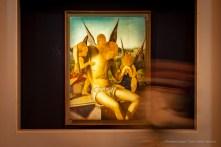 Antonello da Messina, Cristo morto sorretto da tre angeli (1476-1477 ). Venezia, Fondazione Musei Civici di Venezia, Museo Correr