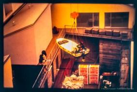 Giorgio Andreotta Calò, Volver, 2008. 44 diapositive a colori/acolor slides, loop. Copia espositiva/Exhibition copy 2019