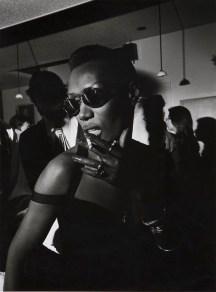 Larry Fink, Grace Jones, 1994