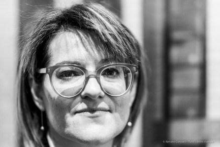 Diana Baldon, curatrice direttore Fondazione Modena Arti Visive