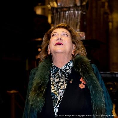 Diana Bracco, Presidente Fondazione Bracco