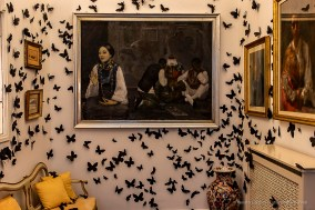 Antonio Amorales, Black Cloud, 2007-20019