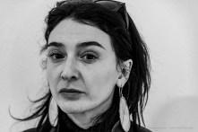 Chiaralice Rizzi, curator. Milano, April 2019. Nikon D810, 85 mm (24-120 mm ƒ/4) 1/125 ƒ/3.5 ISO 1100