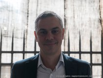 Massimiliano Gioni, curatore, direttore artistico Fondazione Trussardi