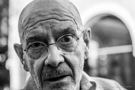 Mario Bellini, architetto, designer. Murano, Settembre 2018
