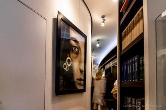 Shirin Neshat, Speechless, 1996. Studio Iannaccone & Associati. Milano, April 2019