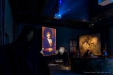 A cura di Mikhail Piotrovsky, Alexander Sokurov, Alexander Shishkin-Hokusai, Lc. 15:11-32. L'opera rappresenta una delle sale più famose dell'Ermitage e un atelier d'artista, le cui finestre si affacciano sui tumulti e sulla guerra che sconvolgono il mondo moderno