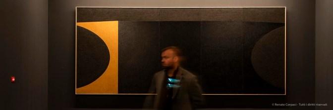 BURRI, la pittura, irriducibile presenza, all'isola di San Giorgio, a cura di Bruno Corà