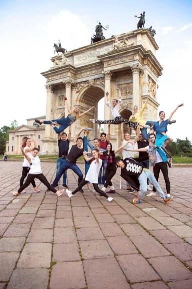 Ondance 2018 - Roberto Bolle con i ballerini del corpo di ballo del Teatro alla scala e gli street dancers Red Bull Dance your STyle