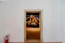 """John Scully, Madonna, """"manica lunga"""", abbazia di San Giorgio Maggiore, Venezia"""