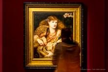 Dante Gabriel Rossetti, Monna Vanna, 1866