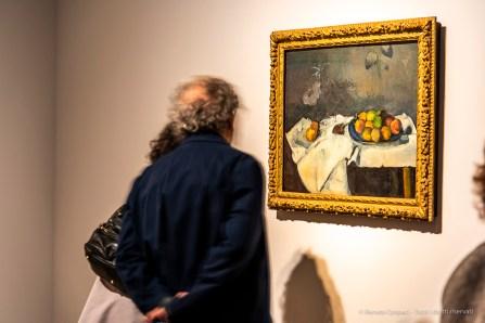 Paul Cézanne, Assiette de pêches, 1879-80