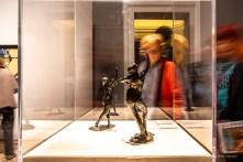 Edgar Degas, Danzatrice che avanza con le braccia alzate, 1885; Danza spagnola