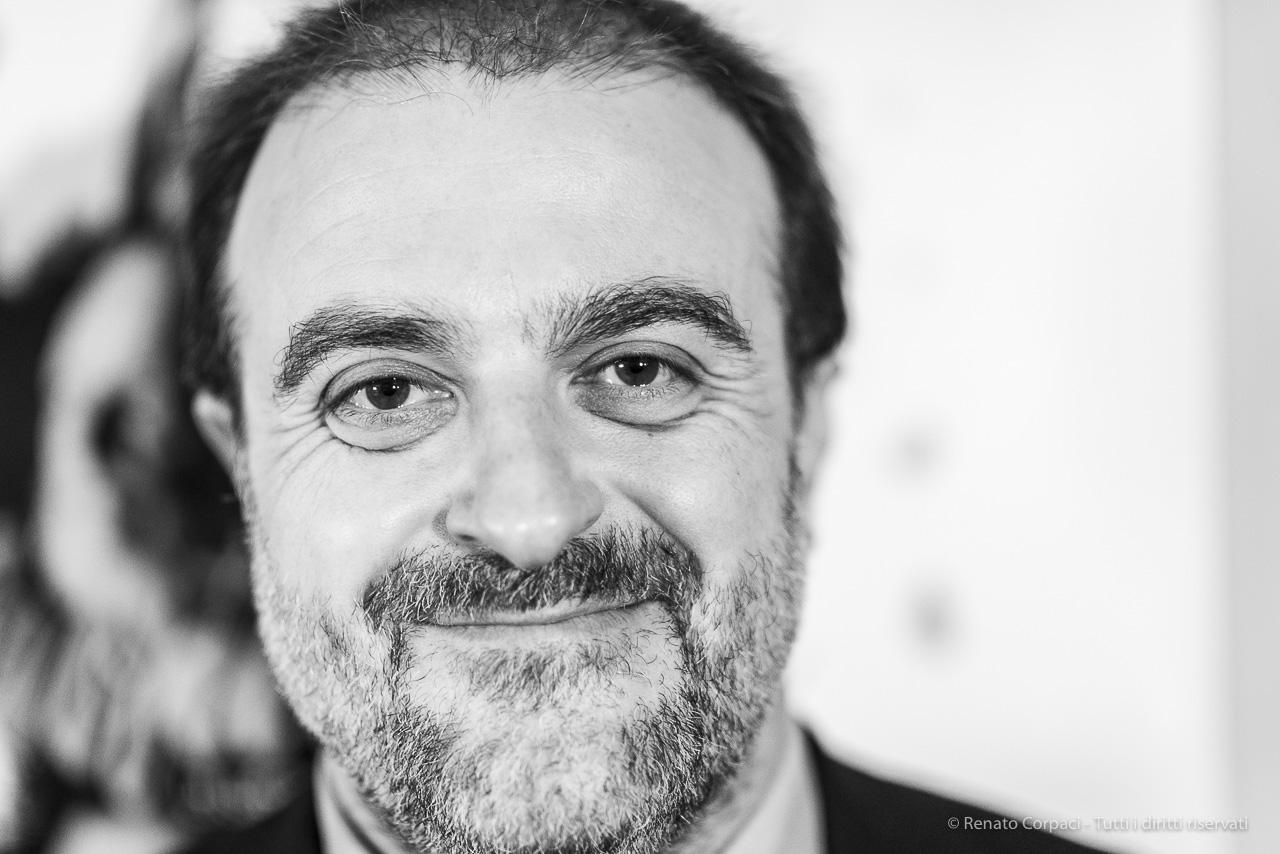 Filippo Dini, attore teatrale, regista. Milano, ottobre 2019