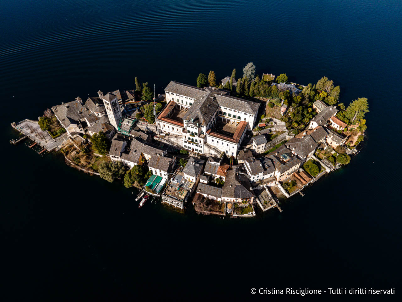 Isola si San Giulio