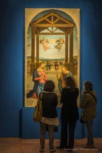 Museo-Diocesano-Adorazione-dei-pastori-Perugino-© Renato Corpaci - 00-2