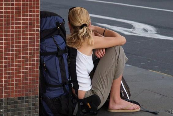donne che viaggiano da sole