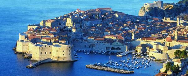 una passeggiata a Dubrovnik