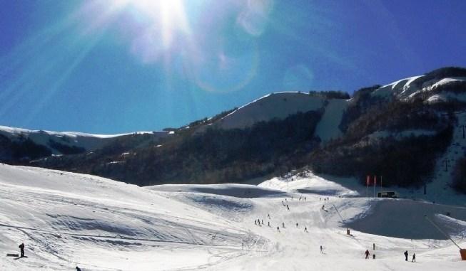 Dove sciare in centro Italia