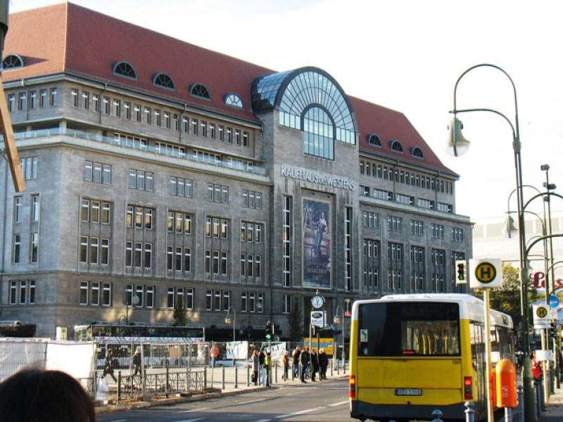 weekend a Berlino: il KaDeWe