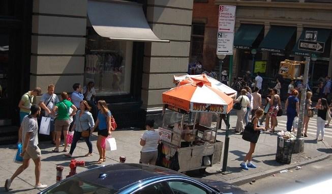 Street Food a New York