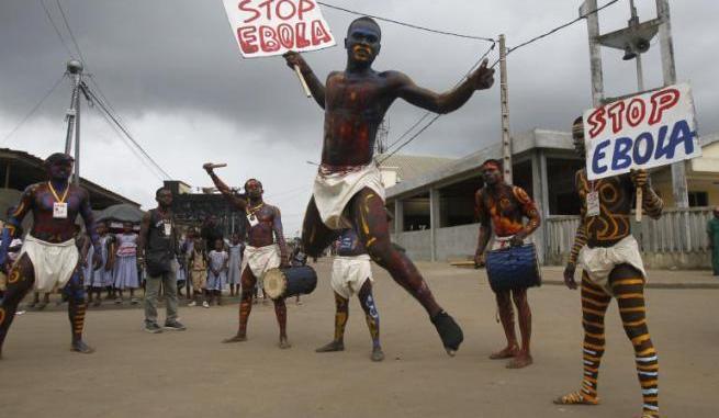 Aggiornamenti situazione Ebola