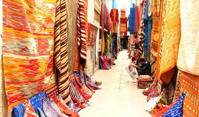 Essauira: la Medina e i suoi mercati