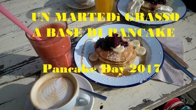 Martedì grasso al Pancake day di Londra