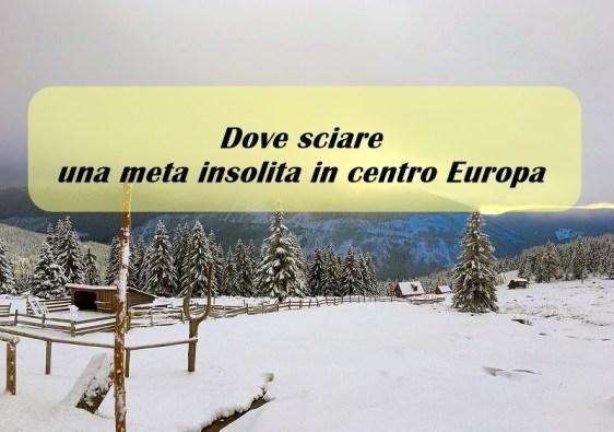 Dove sciare: in Repubblica Ceca