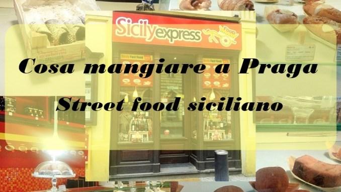 Cosa mangiare a Praga: street food siciliano