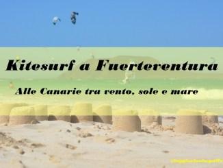 Kitesurf a Fuerteventura