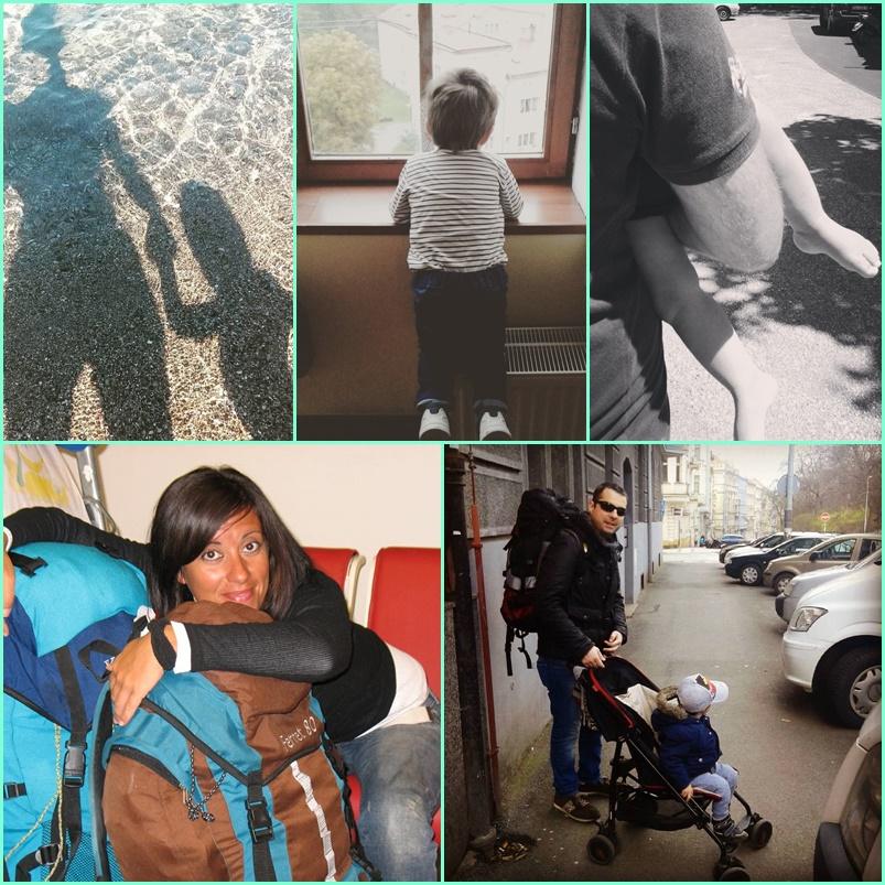 viaggiare con bimbi piccoli