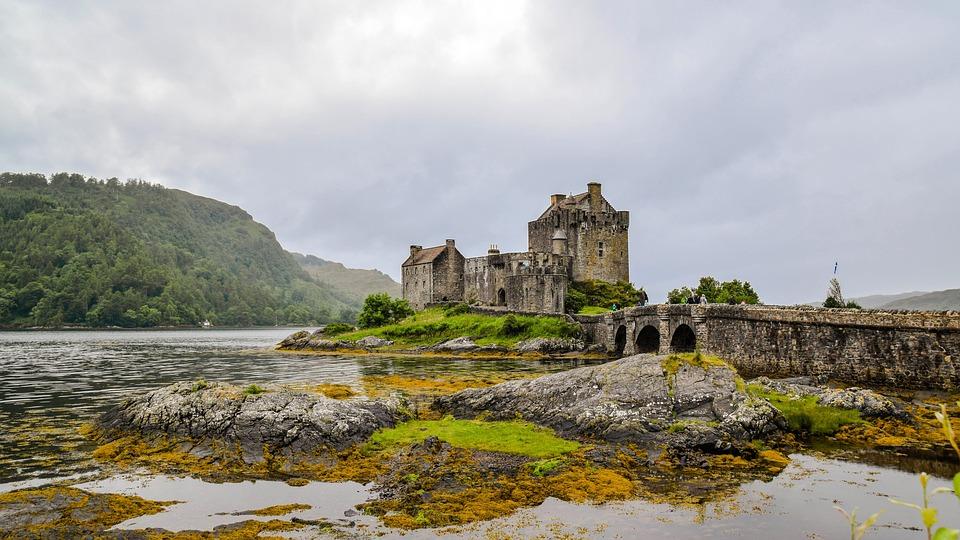 Viaggio in Scozia, strade panoramiche