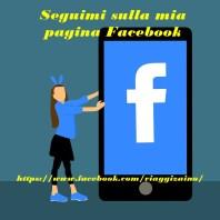 Seguimi sulla Pagina FB di Viaggi Zaino in Spalla