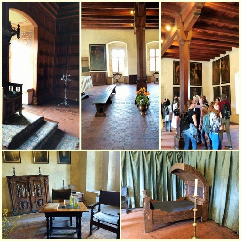 Visitare Praga fuori dagli schemi: il castello di Karlstein