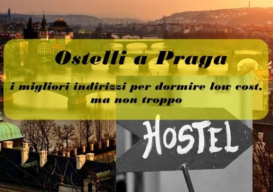 ostelli a Praga