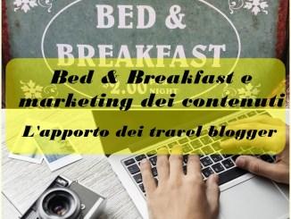 Bed & Breakfast e marketing dei contenuti