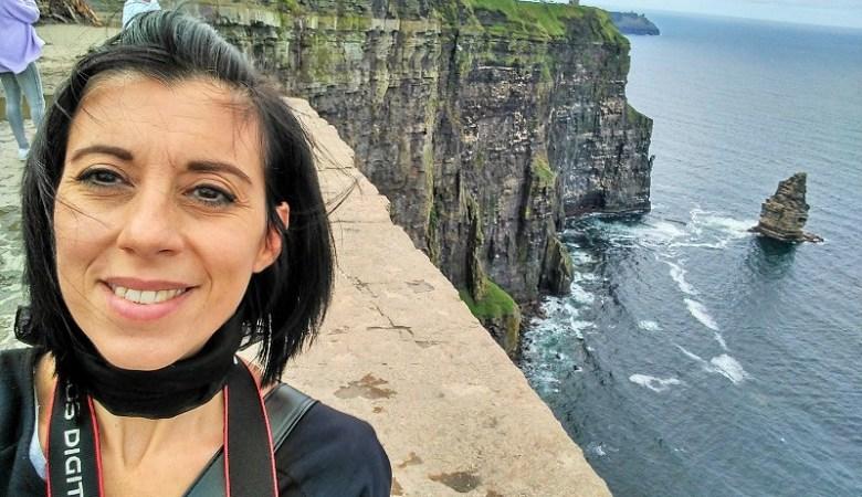 viaggio in Irlanda Cliffs of Moher
