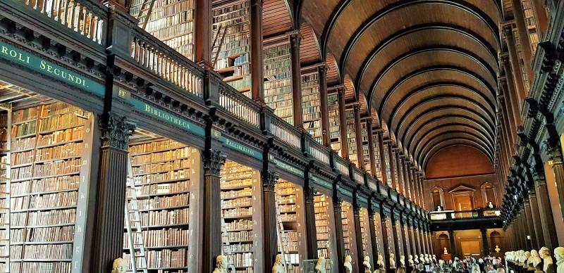 viaggio in Irlanda Dublino